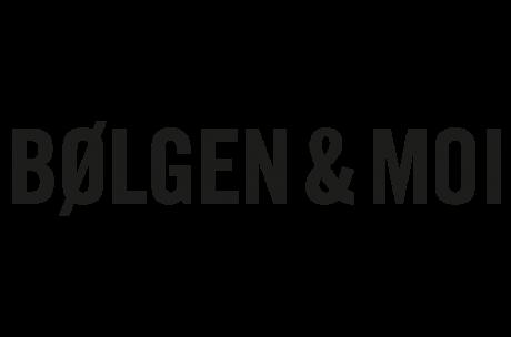 Logo - Bølgen & Moi