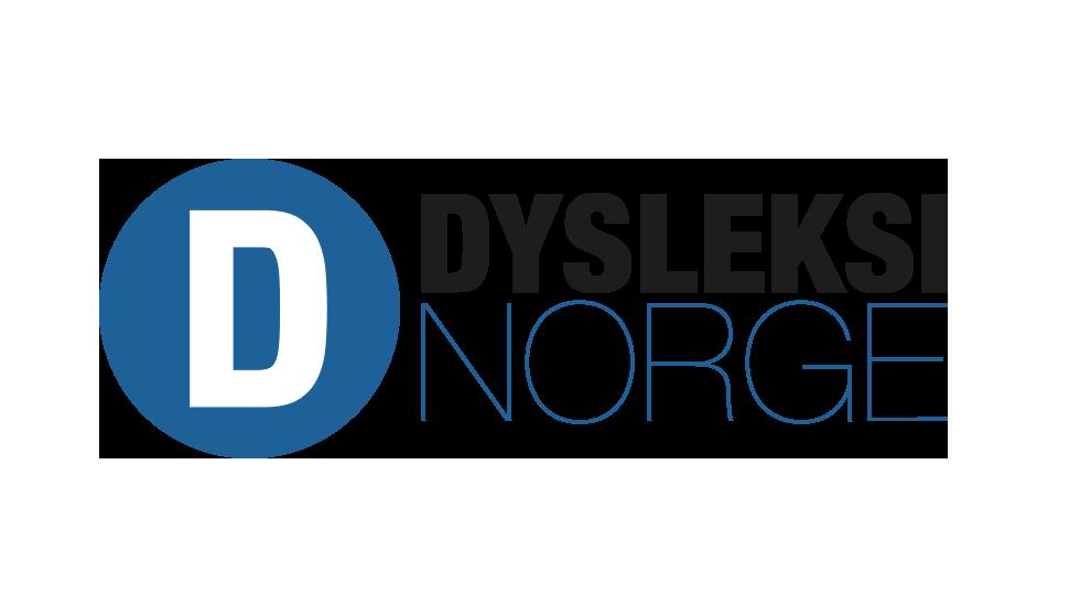 Dysleksi Norge logo